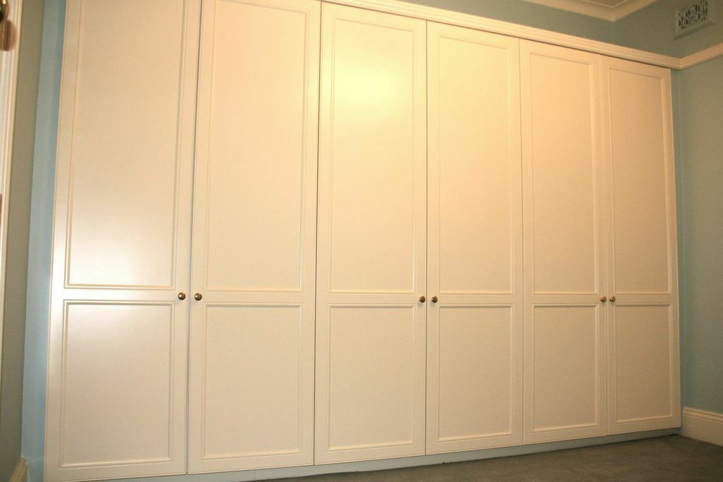 Hinged Panelled Doors